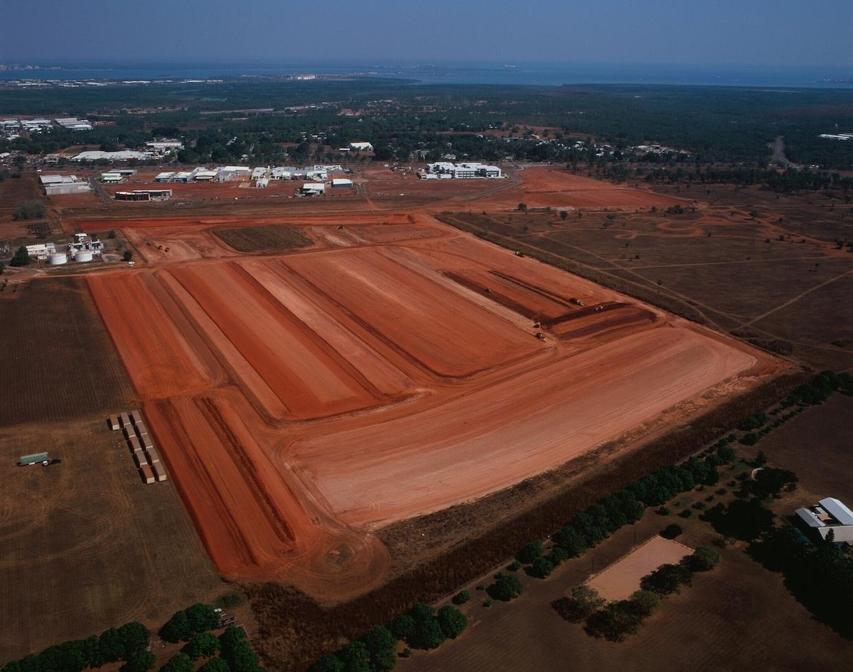 Berrimah Industrial Estate, DixonGroup, Darwin